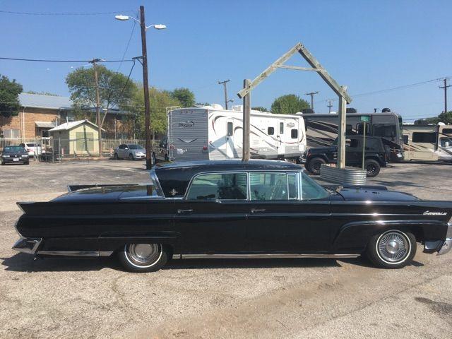 1958 Lincoln Continental Mark III Mark 3 San Antonio, Texas 5