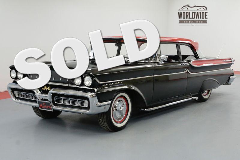 1958 Mercury MONTCLAIR EXTENSIVE RESTORATION SHOW WINNER   Denver, CO   Worldwide Vintage Autos
