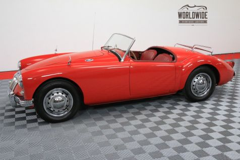 1958 Mg A ROADSTER BODY-OFF RESTORED NUMBERS MATCHING | Denver, Colorado | Worldwide Vintage Autos in Denver, Colorado