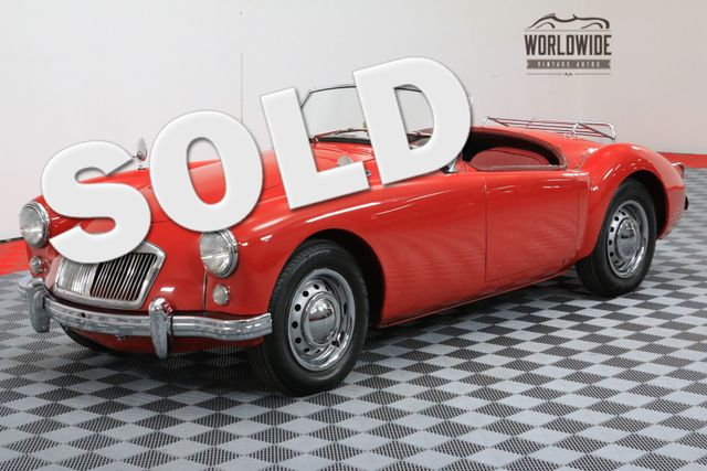 1958 Mg A ROADSTER BODY-OFF RESTORED NUMBERS MATCHING | Denver, Colorado | Worldwide Vintage Autos