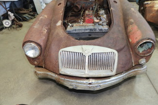 1958 Mg MGA Restoration or Parts Car in Nashua, NH