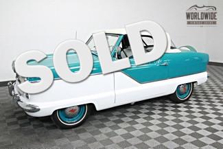 1958 Nash METROPOLITAN in Denver Colorado