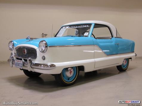 1958 Nash Metropolitan 2DR HARDTOP in Las Vegas, NV
