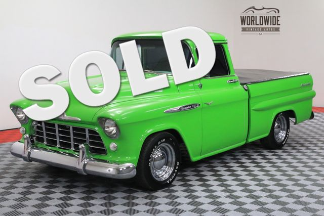 1959 Chevrolet 3100 RESTORED CUSTOM BIG WINDOW PS PB | Denver, Colorado | Worldwide Vintage Autos