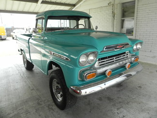 1959 Chevrolet Apache 31 Fleetside RARE 4X4 in New Braunfels