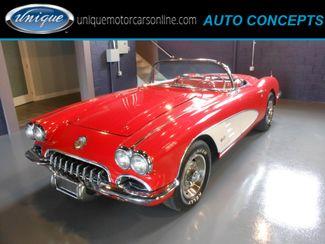 1959 Chevrolet Corvette Convertible Bridgeville, Pennsylvania 6