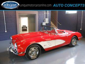 1959 Chevrolet Corvette Convertible Bridgeville, Pennsylvania 7