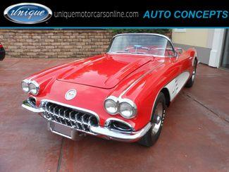 1959 Chevrolet Corvette Convertible Bridgeville, Pennsylvania 9