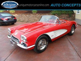 1959 Chevrolet Corvette Convertible Bridgeville, Pennsylvania 55
