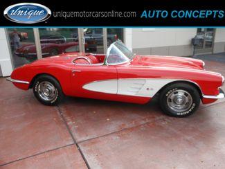 1959 Chevrolet Corvette Convertible Bridgeville, Pennsylvania 4