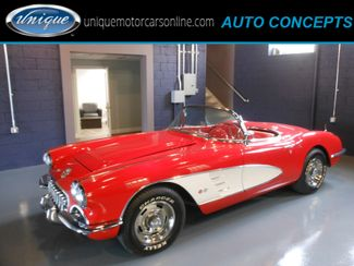 1959 Chevrolet Corvette Convertible Bridgeville, Pennsylvania 8