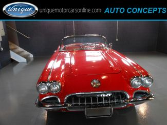1959 Chevrolet Corvette Convertible Bridgeville, Pennsylvania 5