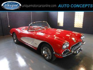 1959 Chevrolet Corvette Convertible Bridgeville, Pennsylvania 1