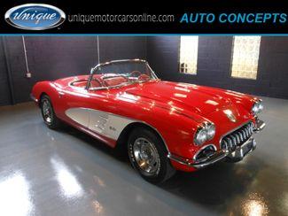 1959 Chevrolet Corvette Convertible Bridgeville, Pennsylvania 2