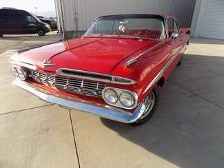 1959 Chevrolet Impala - Utah Showroom Newberg, Oregon
