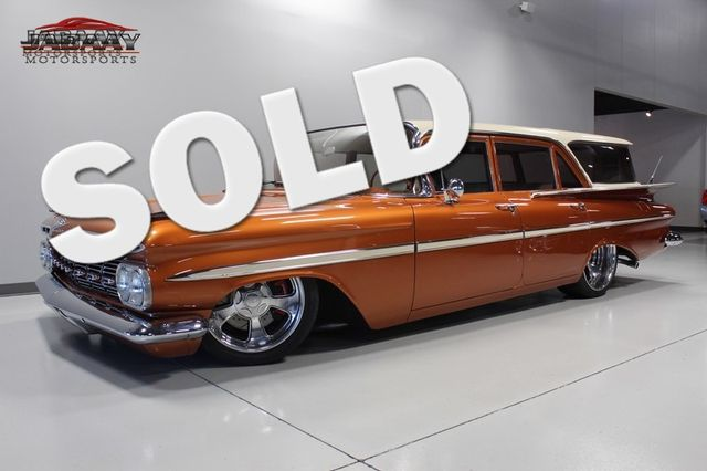 1959 Chevrolet Parkwood Merrillville, Indiana 0