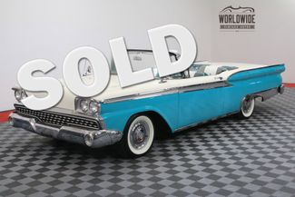 1959 Ford GALAXIE 500 SKYLINER HARD TOP CONVERTIBLE AUTOMATIC V8 | Denver, CO | WORLDWIDE VINTAGE AUTOS in Denver CO