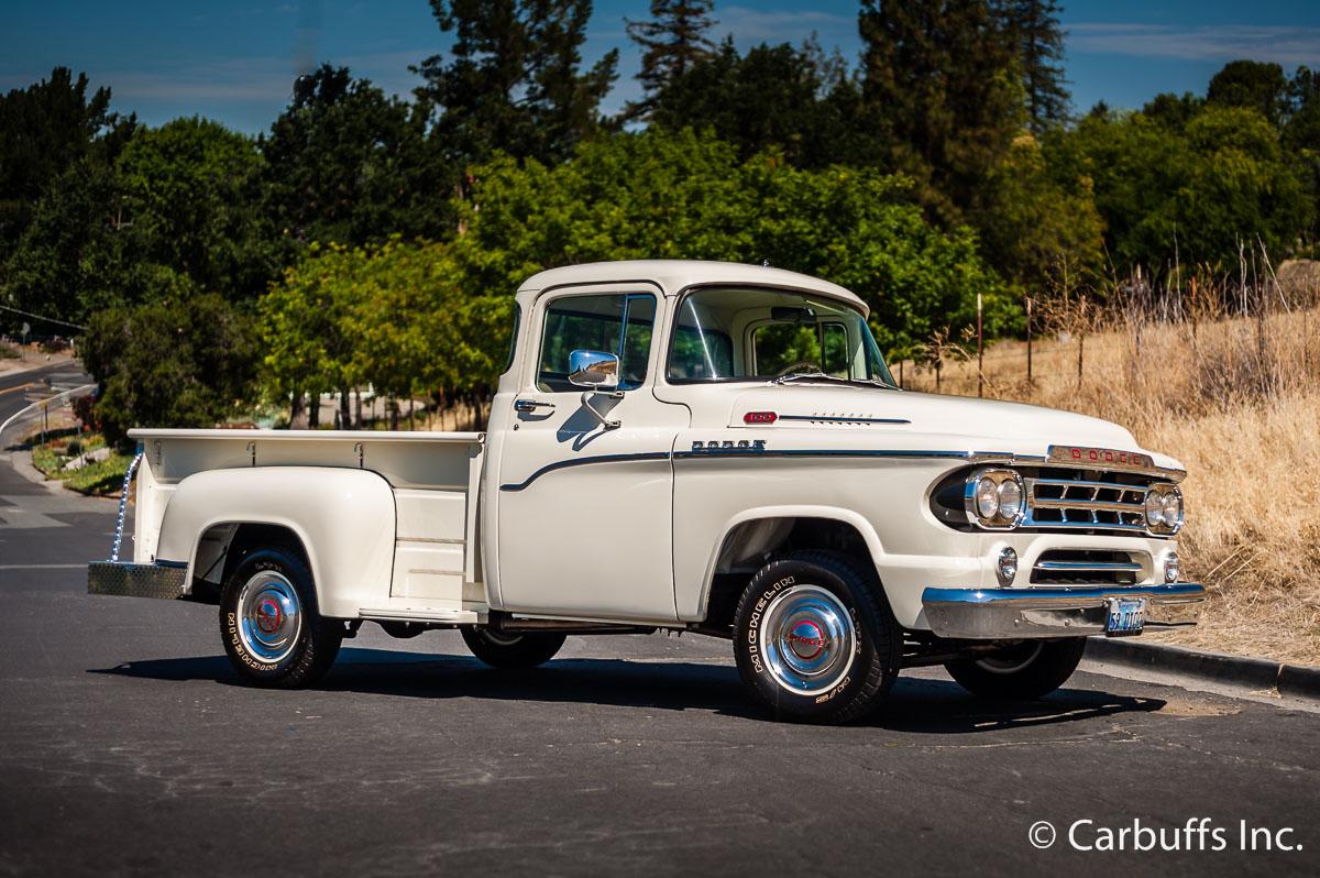 1959 Dodge D100 Pickup Truck | Concord CA 94520