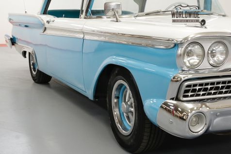 1959 Ford FAIRLANE GALAXIE 500 RESTORED CONTINENTAL KIT COLD AC | Denver, CO | Worldwide Vintage Autos in Denver, CO