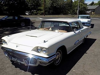 1959 Ford Thunderbird -Oregon Showroom Newberg, Oregon