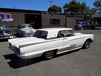 1959 Ford Thunderbird -Oregon Showroom Newberg, Oregon 3