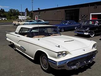 1959 Ford Thunderbird -Oregon Showroom Newberg, Oregon 6