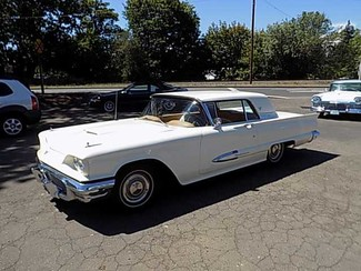 1959 Ford Thunderbird -Oregon Showroom Newberg, Oregon 8