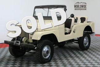 1959 Jeep CJ6 in Denver CO