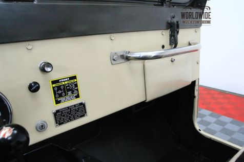 1959 Jeep CJ6 $30+ RESTORATION SHOW QUALITY CJ7 CJ5 WILLYS | Denver, CO | Worldwide Vintage Autos in Denver, CO