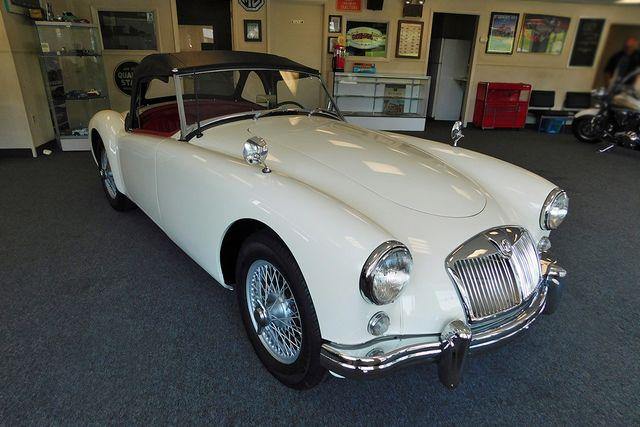1959 M G  A Ephrata, PA 0