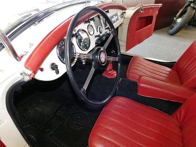 1959 M G  A Ephrata, PA 21