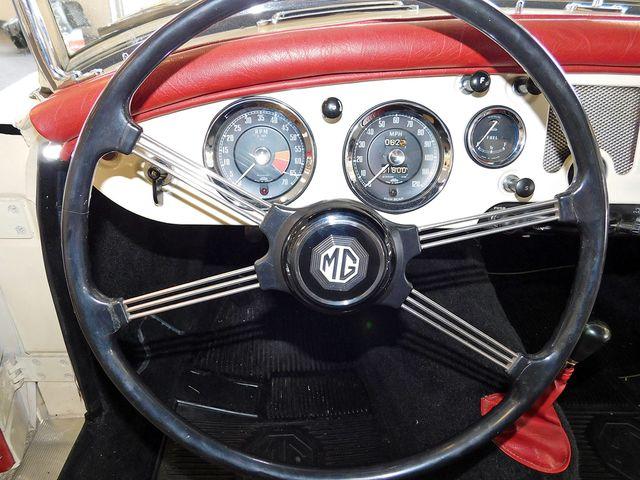 1959 M G  A Ephrata, PA 22