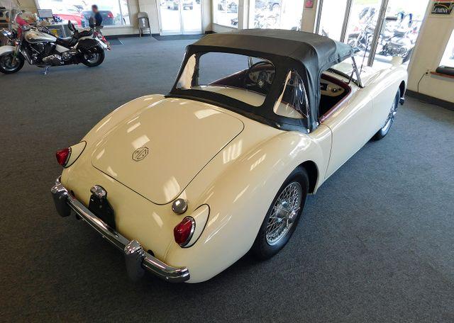 1959 M G  A Ephrata, PA 3