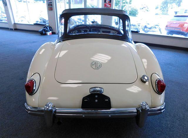 1959 M G  A Ephrata, PA 5