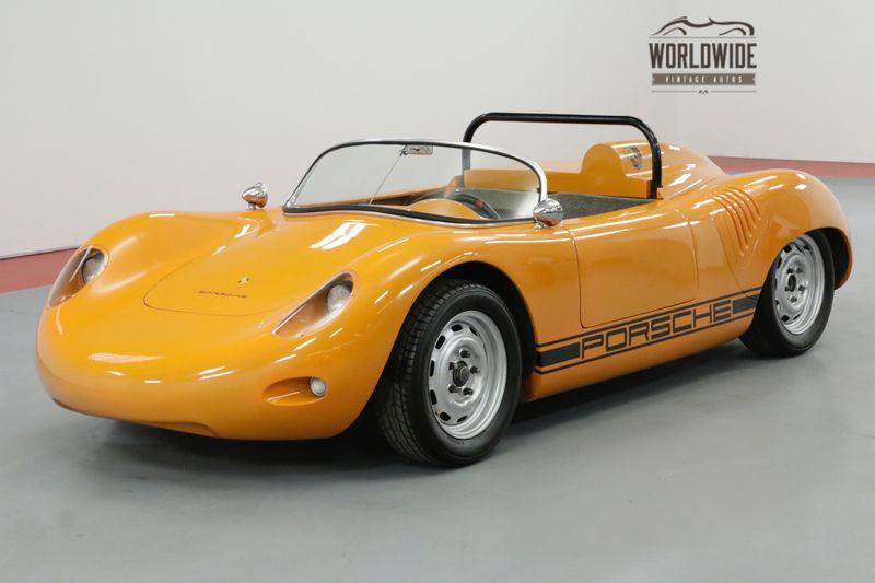 1959 Porsche 718 RSK HIGH DOLLAR BUILD 911 PORSCHE MOTOR | Denver, CO | Worldwide Vintage Autos