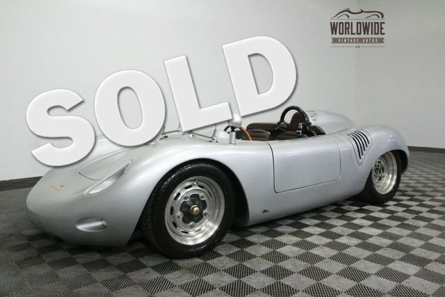 1959 Porsche 718 RSK RECREATION ULTRA HIGH END BUILD! COLLECTOR! | Denver, CO | WORLDWIDE VINTAGE AUTOS