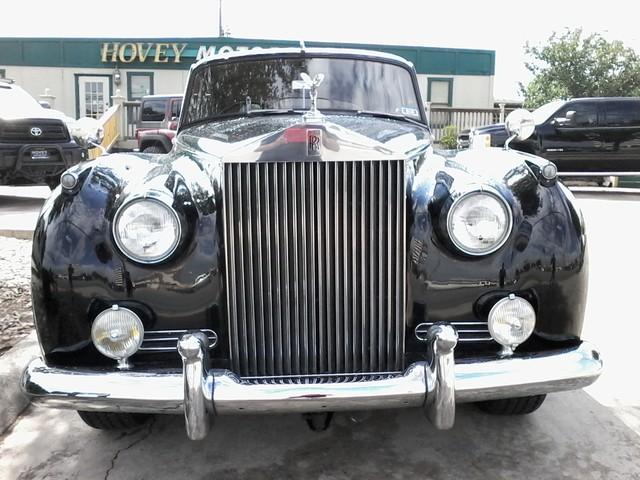 1959 Rolls Royce SILVER CLOUD 1 San Antonio, Texas 1