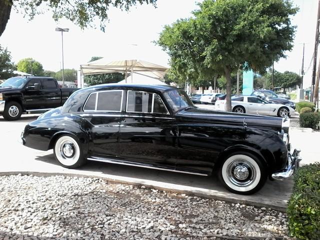 1959 Rolls Royce SILVER CLOUD 1 San Antonio, Texas 2
