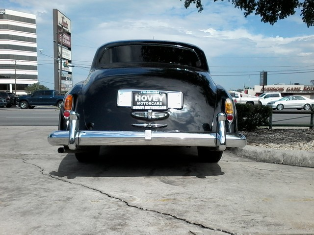 1959 Rolls Royce SILVER CLOUD 1 San Antonio, Texas 3