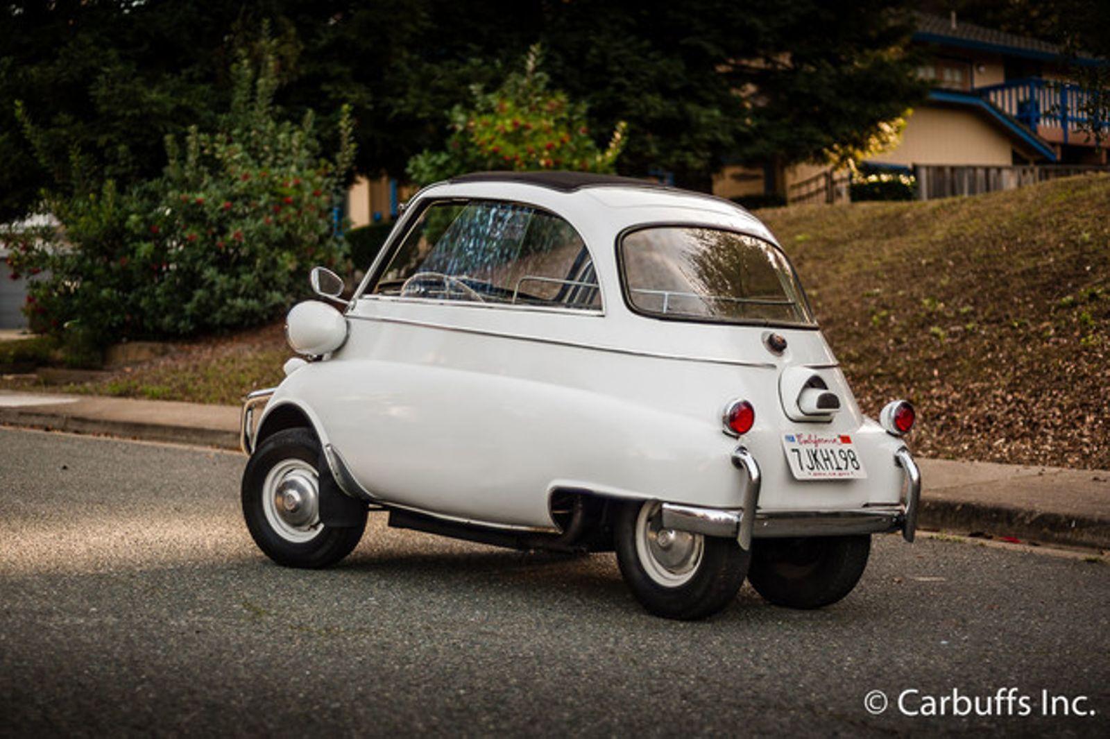1960 bmw isetta 300 | concord, ca | carbuffs | concord ca 94520