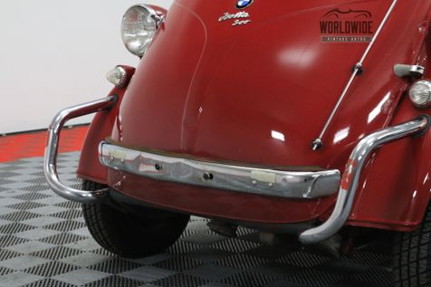 1960 BMW ISETTA 300 RARE REBUILT MOTOR SUNROOF LUGGAGE RACK | Denver, Colorado | Worldwide Vintage Autos in Denver, Colorado