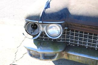 1960 Cadillac DeVille Sedan Parts Car Engine Trans Glass Chrome in Nashua, NH