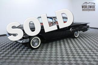 1960 Chevrolet IMPALA SHOW CAR V8 RESTORED in Denver Colorado