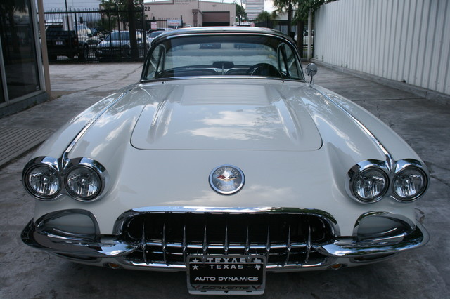 1960 Chevy Corvette Convt Restomod Custom Houston, Texas 0