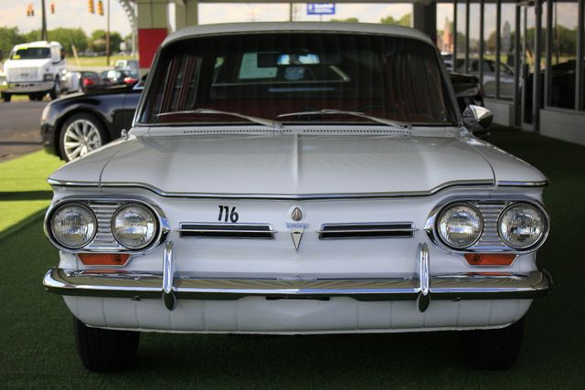 1962 Chevrolet Corvair Monza Station Wagon - THE GREAT RACE #116 Mooresville , NC 15