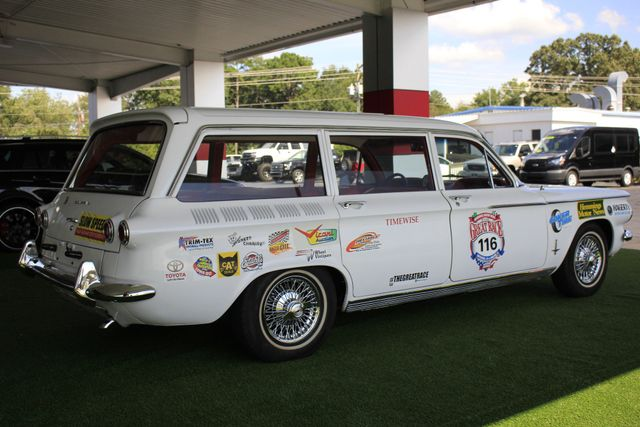 1962 Chevrolet Corvair Monza Station Wagon - THE GREAT RACE #116 Mooresville , NC 24