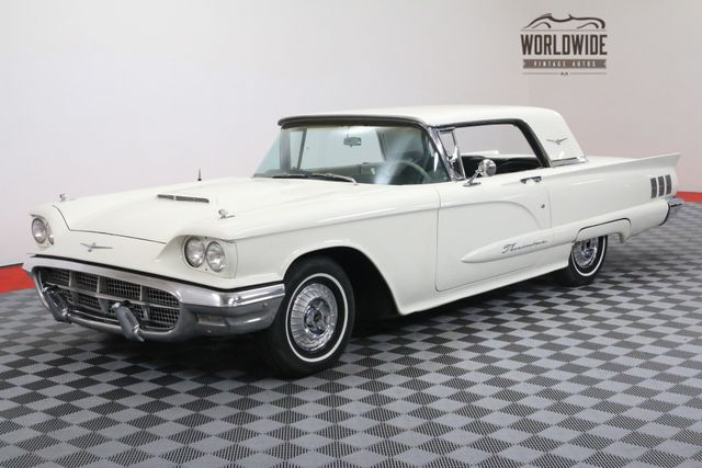 1960 Ford THUNDERBIRD V8 RARE | Denver, Colorado | Worldwide Vintage Autos