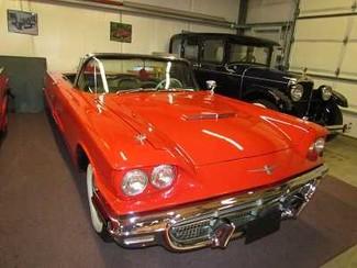 1960 Ford Thunderbird -Utah Showroom Newberg, Oregon