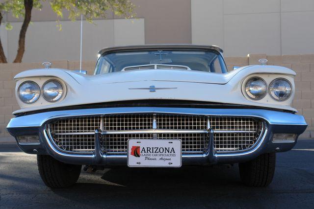 1960 Ford Thunderbird Phoenix, AZ 8