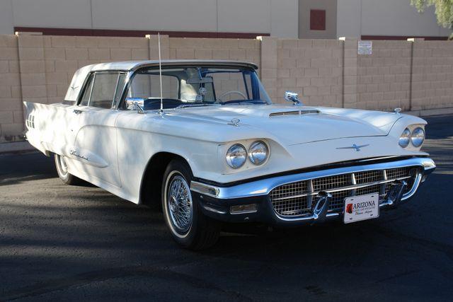 1960 Ford Thunderbird Phoenix, AZ 9